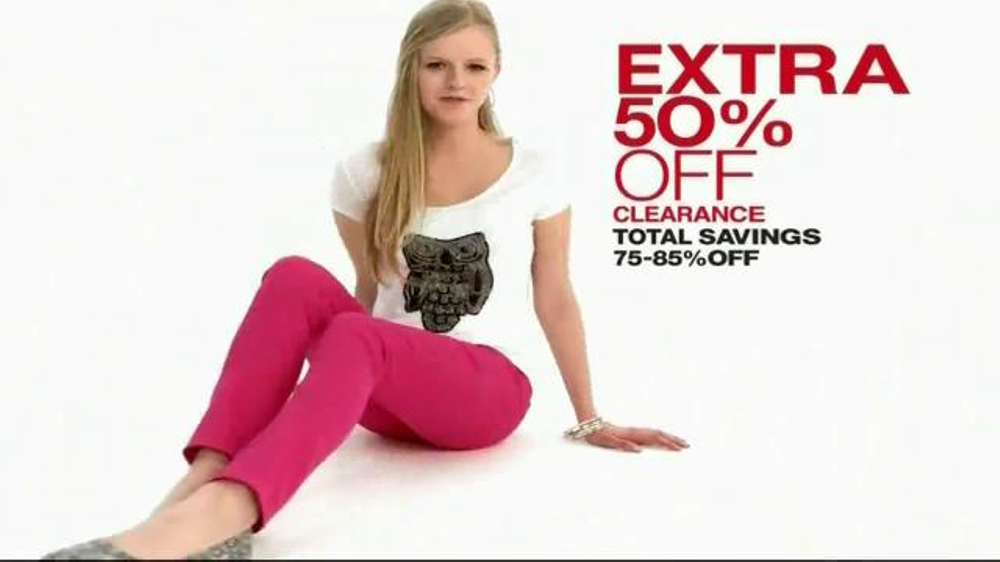 Macy's One Day Sale TV Spot, 'Deals of the Day'