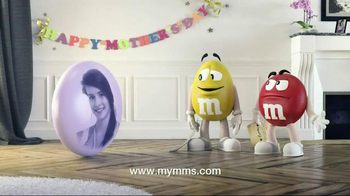 My M&M's TV Spot, 'Happy Mother's Day'