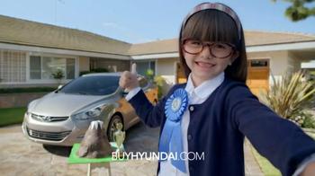 2014 Hyundai Elantra TV Spot, 'Selfie' - 30 commercial airings
