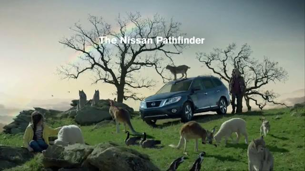 Nissan Pathfinder TV Spot, 'The Ark'