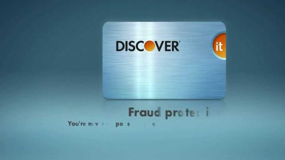 Discover Card TV Spot Frog Protection iSpot