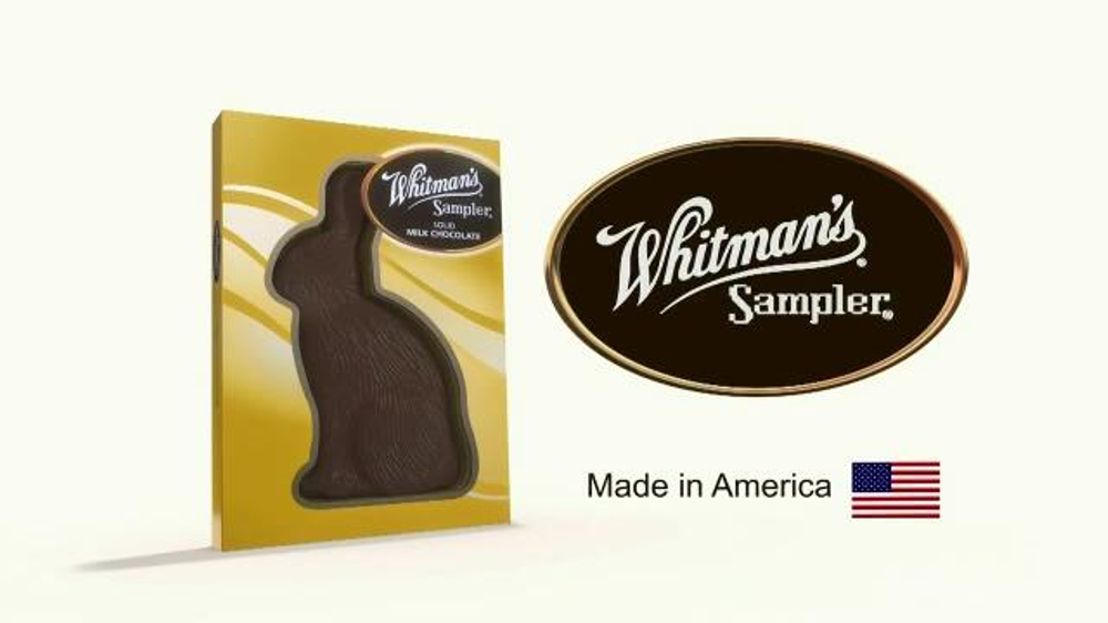 Whitman's Sampler Milk Chocolate Rabbit TV Spot