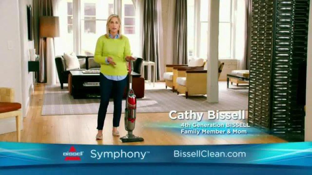 Bissell Symphony TV Spot, 'Revolutionary' - iSpot.tv