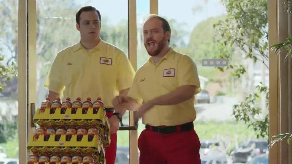 Lipton Peach Iced Tea TV Spot, 'Carl and Stu'