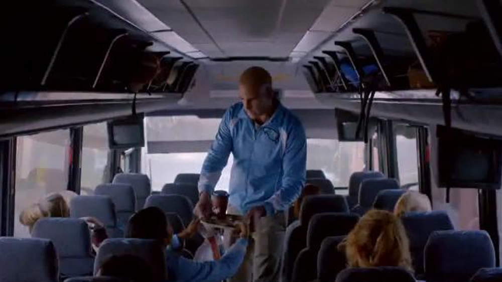 McDonald's Bacon, Egg and Cheese McGriddle TV Spot, 'Tour Bus' - Screenshot 3