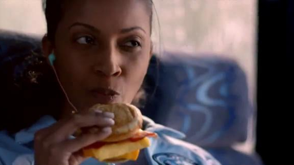 McDonald's Bacon, Egg and Cheese McGriddle TV Spot, 'Tour Bus' - Screenshot 5