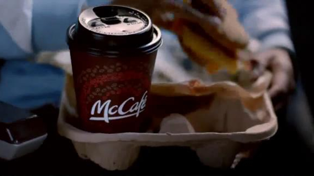McDonald's Bacon, Egg and Cheese McGriddle TV Spot, 'Tour Bus' - Screenshot 6