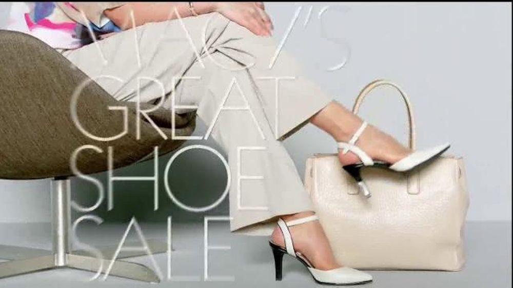 Macy s Great Shoe Sale TV Spot, Buy More Save More - Screenshot 9