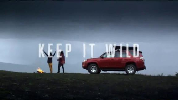 2014 Toyota 4Runner TV Spot, 'No Man's Land'