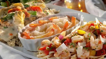Red Lobster Seafood Trios TV Spot, 'Nathan'
