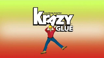 Krazy Glue TV Spot. 'Krazy Big Fix'