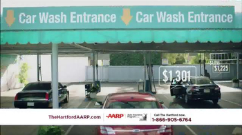 AARP The Hartford Auto Insurance Program TV Spot