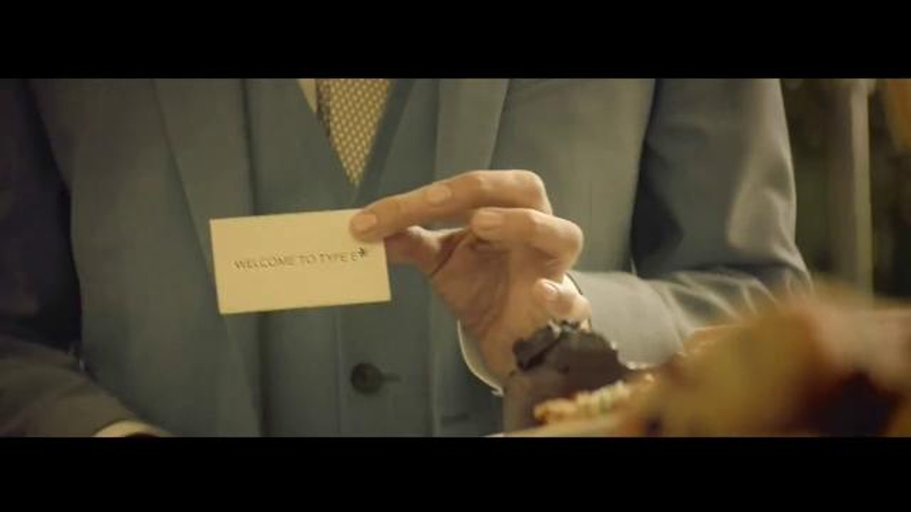 E*TRADE TV Spot, 'Talent Scout: Buffet' Featuring Kevin Spacey - Screenshot 7
