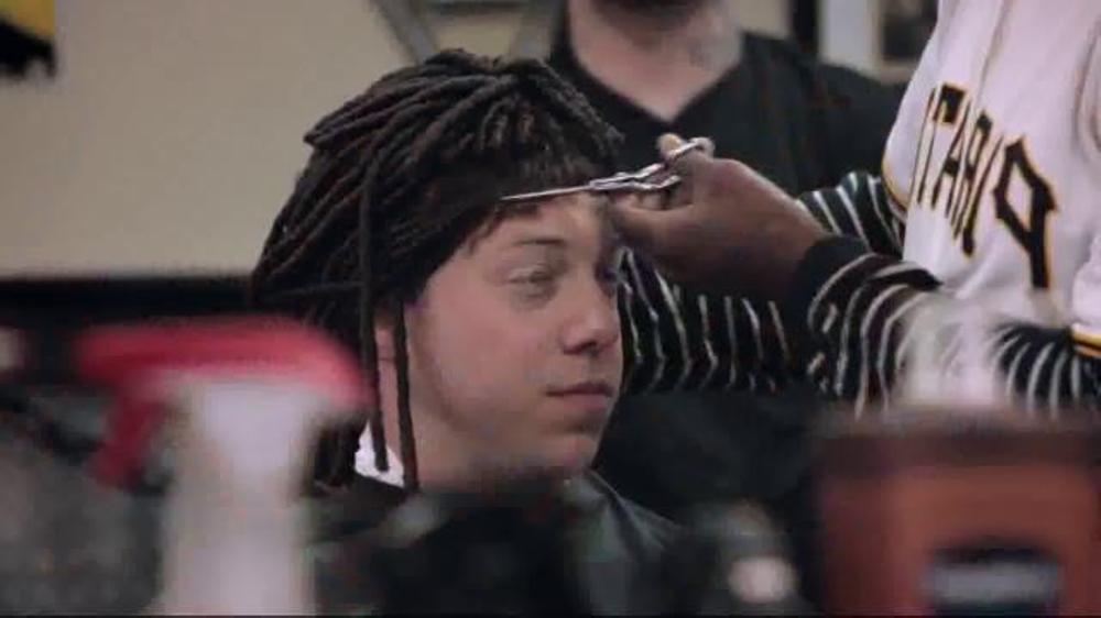 Major League Baseball TV Spot, 'Cutch Hair' Featuring Andrew McCutchen - Screenshot 2
