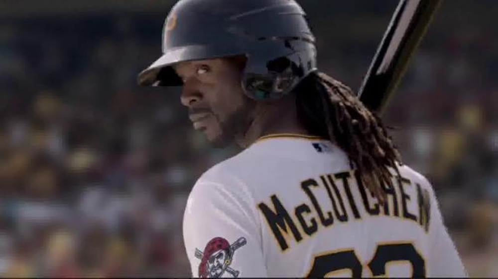 Major League Baseball TV Spot, 'Cutch Hair' Featuring Andrew McCutchen - Screenshot 9