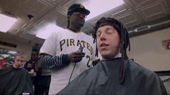 Major League Baseball TV Spot, 'Cutch Hair' Featuring Andrew McCutchen - Thumbnail 10