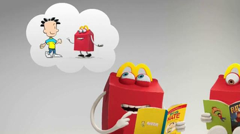 McDonald's Harper Collins TV Spot, 'Feed Your Imagination' thumbnail
