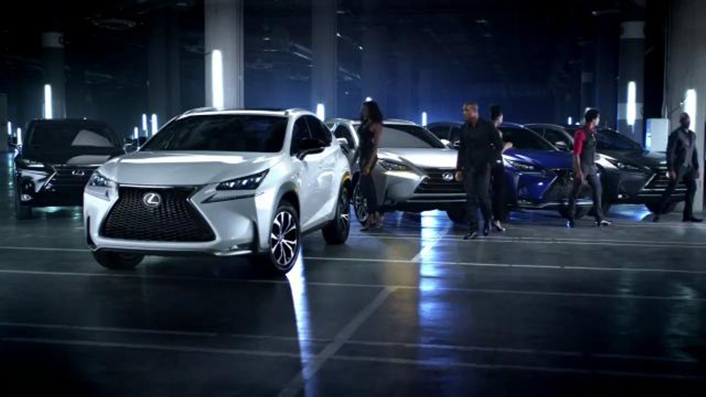 Lexus Nx Super Bowl 2015 Tv Spot Make Some Noise Ispot Tv
