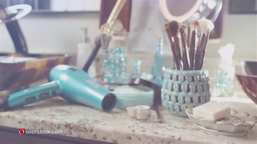 Overstock.com TV Spot, 'Beauty Products' thumbnail