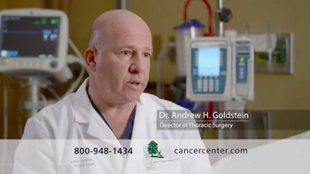 Cancer Treatment Centers of America TV Spot, 'Lung Cancer: Tony Moore'