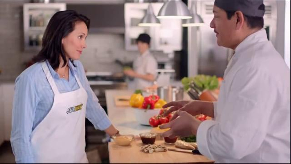 Subway Grilled Chicken Premium Cut Strips TV Spot, 'Best Chicken Yet' - 1612 commercial airings