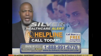 Silver Healthcare Alert Helpline TV Spot, 'Gain Access to Free Benefits'