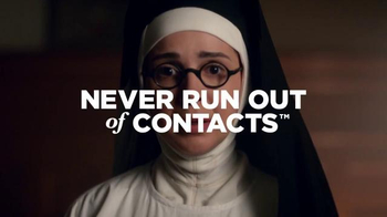 1-800 Contacts: Bad Habit