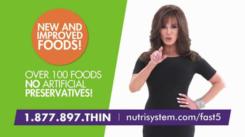 Nutrisystem Fast 5+ TV Spot, 'Nothing Like It' Featuring Marie Osmond thumbnail