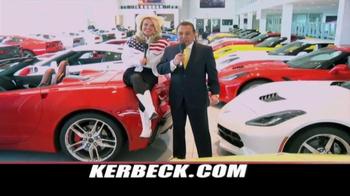 Kerbeck Corvette: 200 New Stingrays