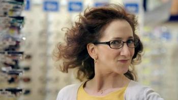 Walmart Vision Center TV Spot, 'Modelesque' thumbnail