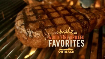 Outback Steakhouse Wood-Fire Grilled Favorites TV Spot [Spanish]