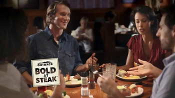 Outback Steakhouse: Three Course Meal
