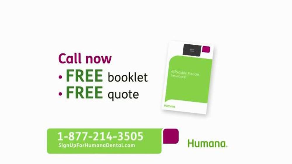 Humana Dental TV Spot, 'Great Deals on Dental' - iSpot.tv