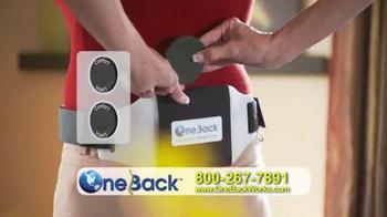 One Back TV Spot