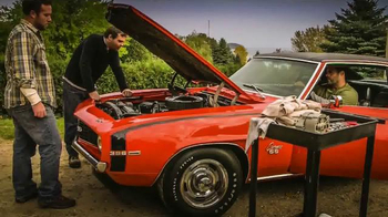Hagerty TV Spot, 'Dream of Classic Cars'
