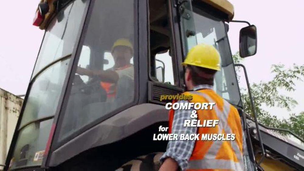 Copper Fit Back Pro TV Spot, 'Relief' Featuring Brett Favre