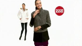 Macy's One Day Sale TV Spot, 'Coats, Dress Shirts, Earrings, and Blenders' thumbnail