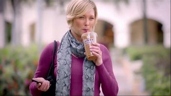 Dunkin' Donuts Dark Roast Coffee TV Spot, 'Bold Start, Smooth Finish'