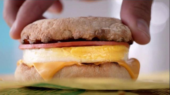 McDonald's Egg McMuffin TV Spot, 'With This Ring' thumbnail