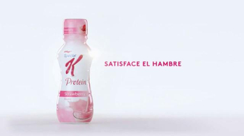 Protein Drink Comercial