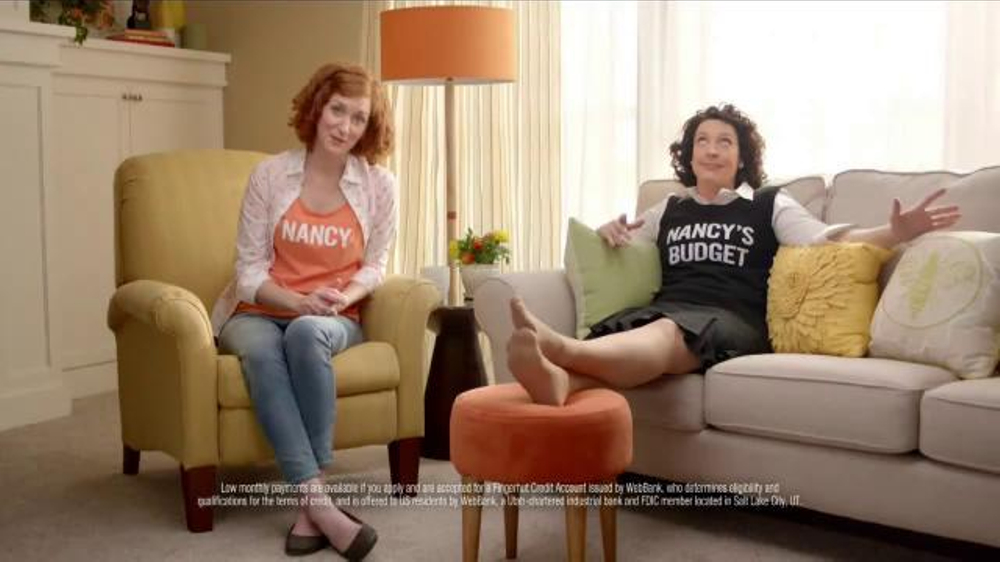 FingerHut.com TV Spot, 'Nancy and Nancy's Budget: Got It at Fingerhut'