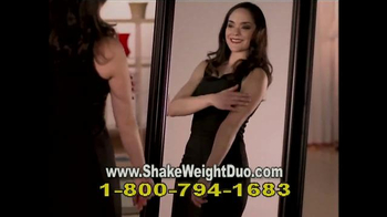 Shake Weight Duo TV Spot, 'Get Toned and Fit'