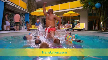 TransUnion TV Spot, 'Dive In'