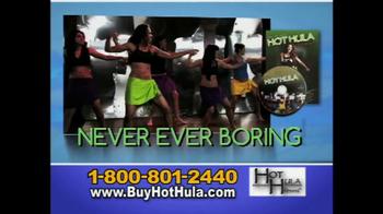 Hot Hula Fitness TV Spot, 'Get It All!'