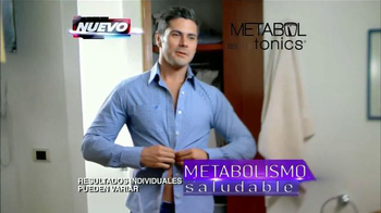 Metaboltonics TV Spot, 'Ricardo Crespo Greengham' [Spanish]