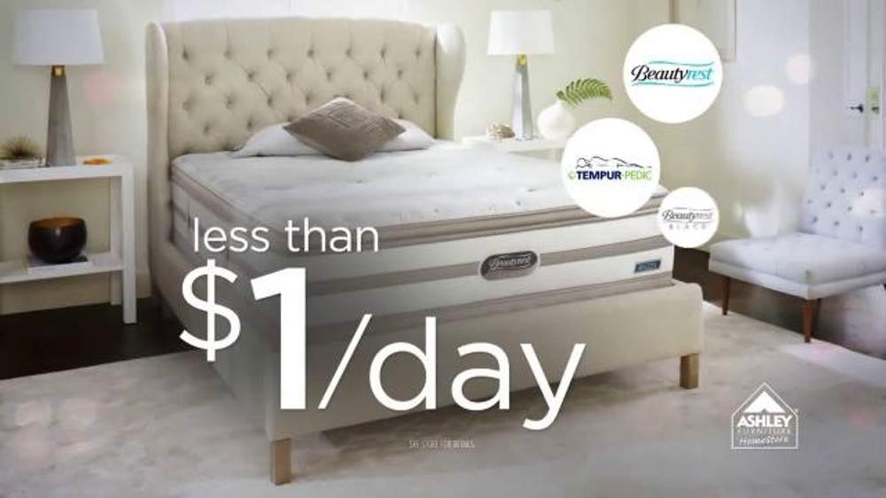 Ashley Furniture Homestore The Big Mattress Event Tv Commercial 39 Best Finance 39