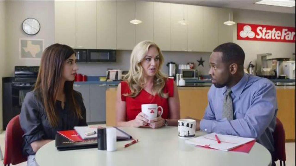 State farm commercial interracial
