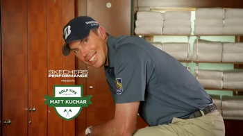 Skechers Go Golf TV Spot, 'Golf Tips: Driving' Featuring Matt Kuchar thumbnail