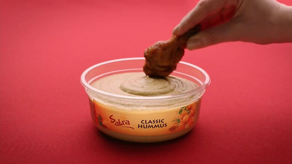 Sabra Hummus TV Spot, 'Guide to Good Dipping' - Screenshot 3