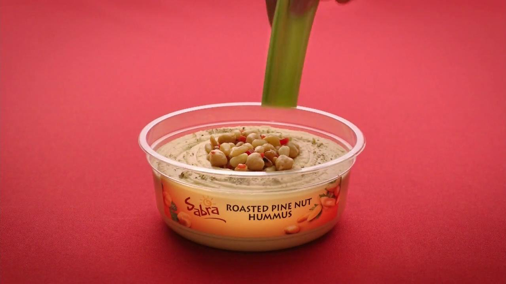 Sabra Hummus TV Spot, 'Guide to Good Dipping' - Screenshot 5